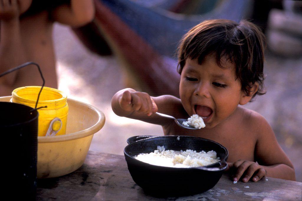 Hunger relief Program