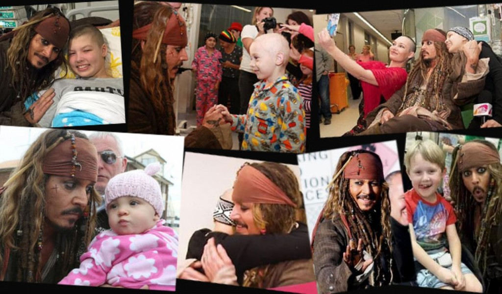 Johnny-Depp-visits-childrens-hospital-in-Australia-dressed-as-pirate-Jack-Sparrow