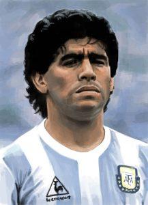 Deigo Armando Maradona