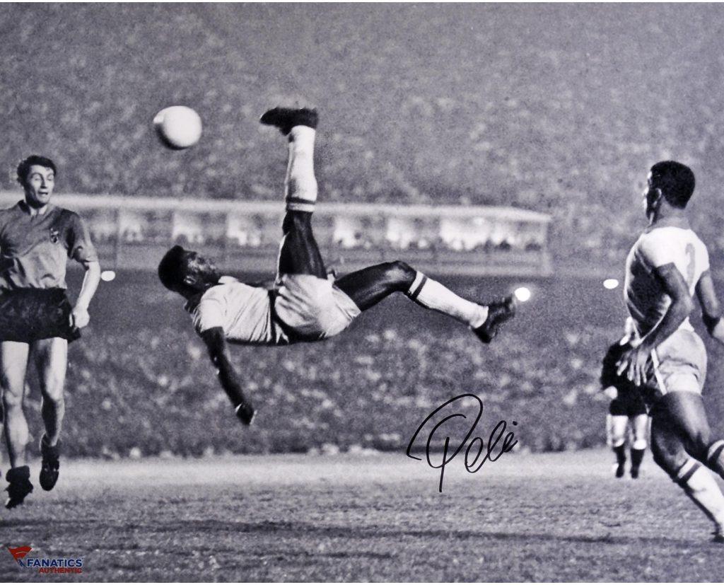 Edson Arantes do Nascimento World Cup