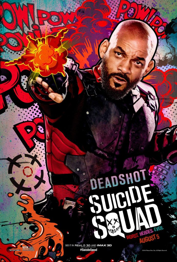Suicide Squad WILL SMITH