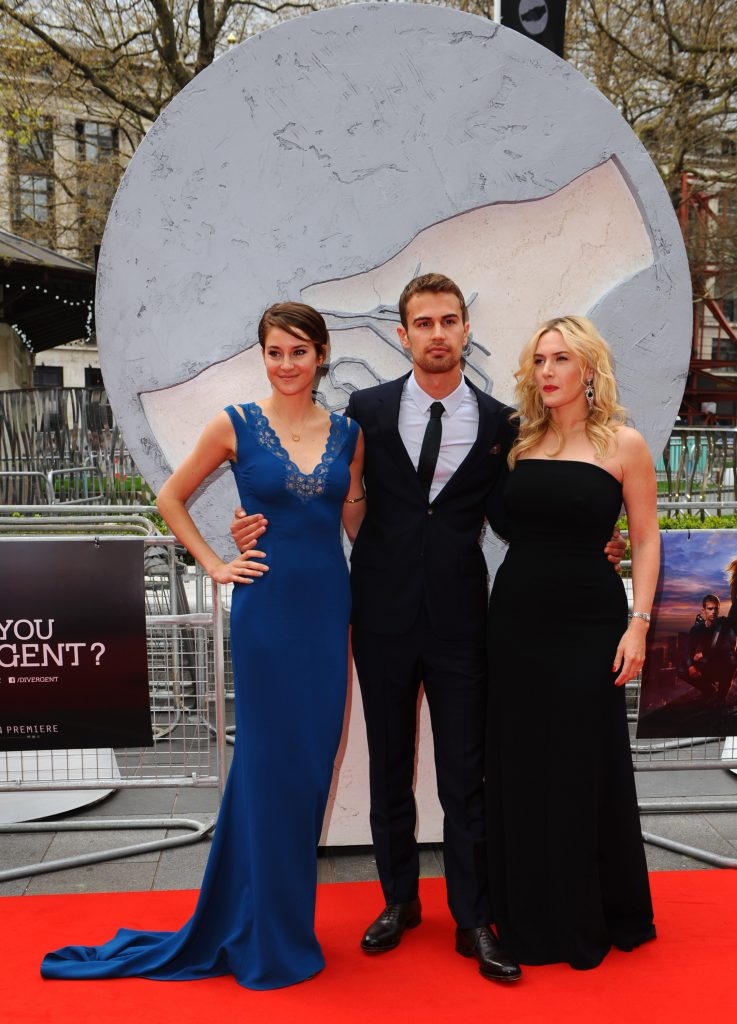"""Divergent"" - European Premiere - Red Carpet Arrivals"