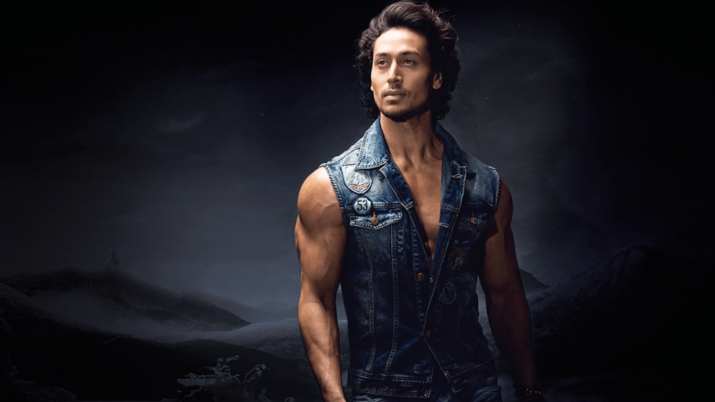 Tiger Shroff Desktop HD Wallpaper